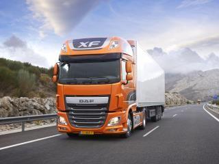 DAF mediabank - DAF Trucks Limited