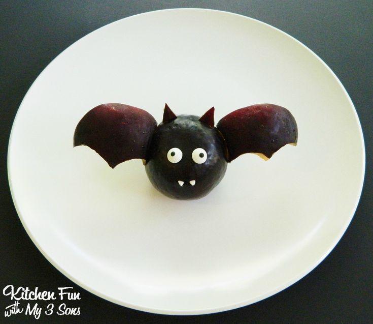 Classroom Potluck Ideas ~ Best halloween fruit ideas on pinterest