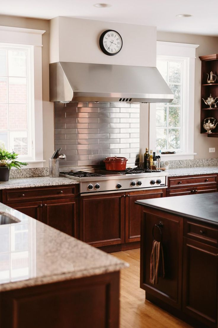 Uncategorized Easy Kitchen Backsplash 25 best ideas about stove backsplash on pinterest herringbone 12 easy kitchen updates that make a big impact