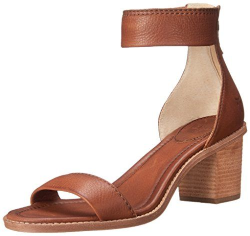 FRYE Women's Brielle Back Zip Dress Sandal, Whiskey, 8.5 ... http://www.amazon.com/dp/B00ZUYAEY8/ref=cm_sw_r_pi_dp_bpooxb04CB7SS