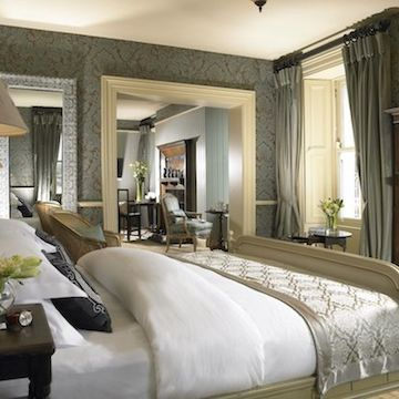 Win a night away in the chic Ice House Hotel with dinner   image.ie