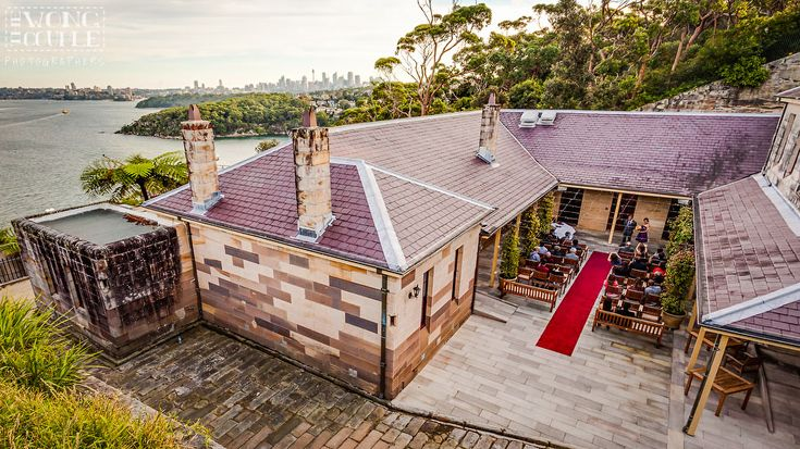 The Tea Room Gunners Barracks Wedding Venue in Mosman, Wedding Venue with Sydney Harbour Views