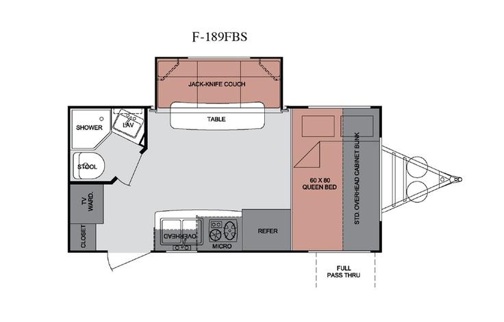 Fun Finder Floor Plans F 189fbs Floor Plan Fun Finder