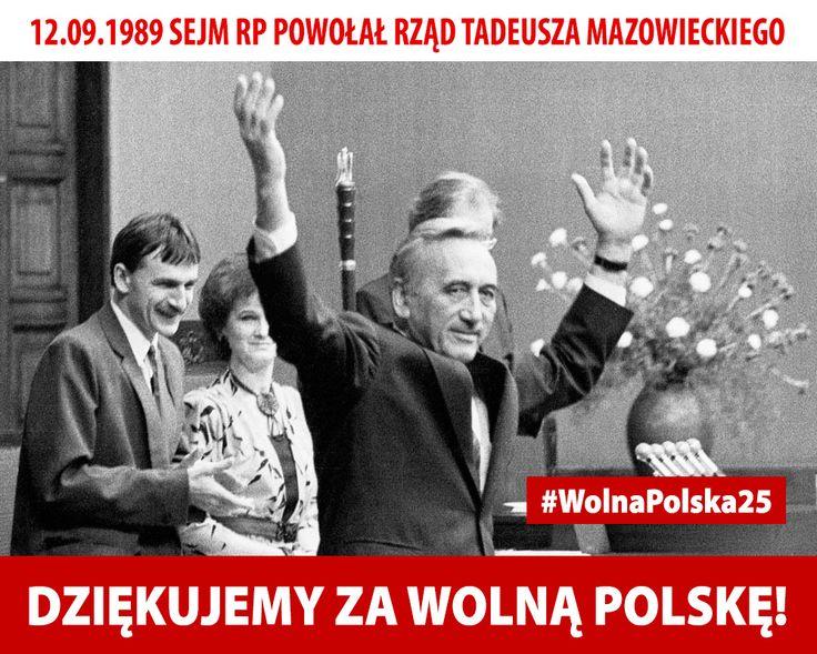 Dokładnie ćwierć wieku temu swoją misję rozpoczął pierwszy demokratyczny rząd polski po II wojnie światowej.