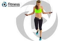 jump rope workout - YouTube