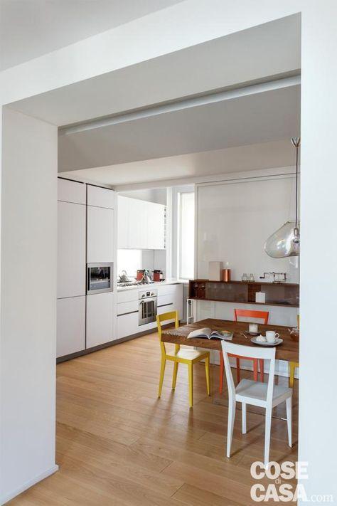 Casa su due livelli in 130 mq tutto il fascino del