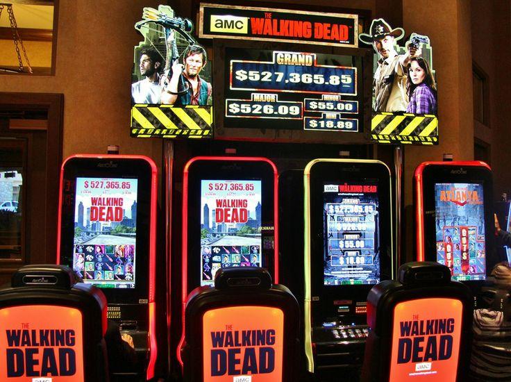 Walking dead slots online