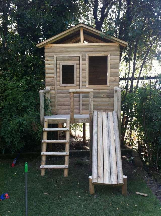 M s de 25 ideas incre bles sobre casa de mu ecas de madera - Tocar madera casas ...