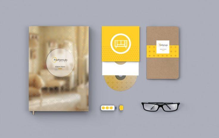 Corporate Brand Identity for Postformula