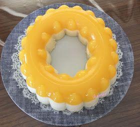 iksmir'in yeni dünyası: Portakal Limon Soslu İrmik Tatlısı