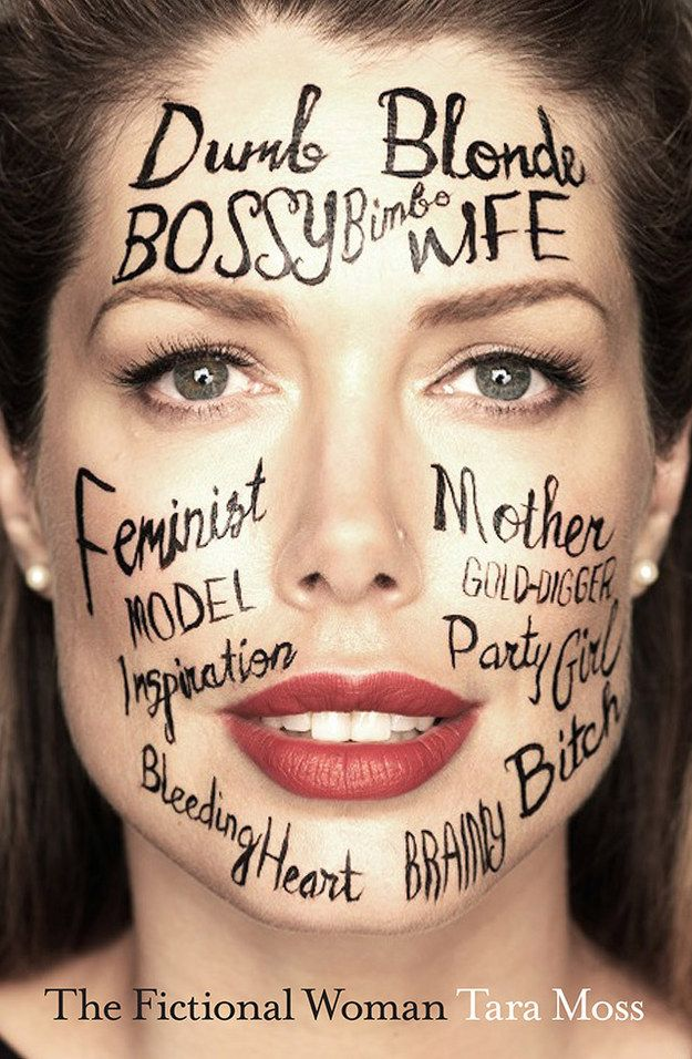The Fictional Woman, Tara Moss | 9 Autobiographies That Will Make You Damn Proud To Be A Woman