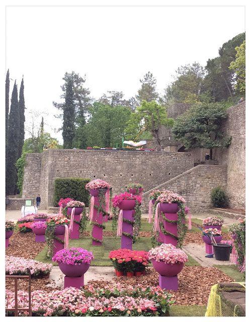 Temps de flors Girona 2016, Catalonia