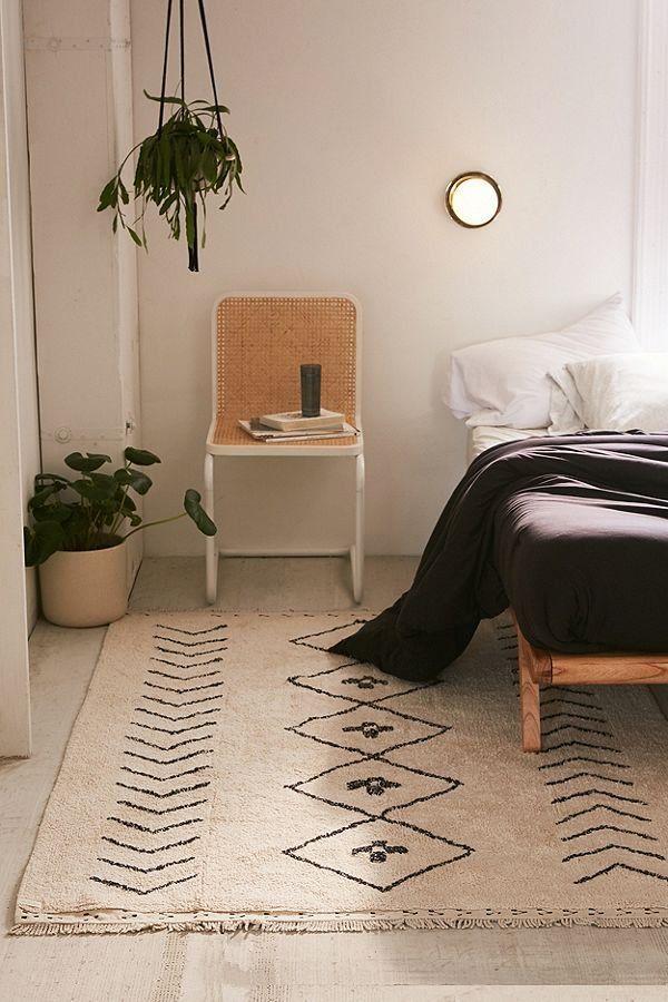 lorena canals rambla washable tufted rug | bedroom | rugs, bedroom, room