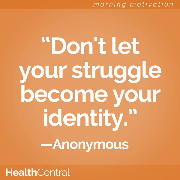 Don T Let You Struggle Become Your Identity Wise Words