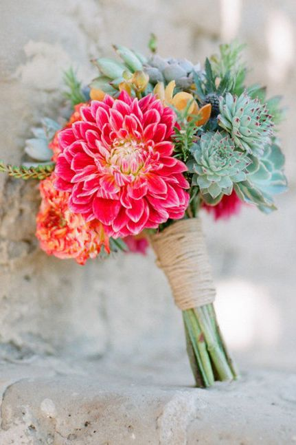 STYLEeGRACE ❤'s this Wedding Bouquet!