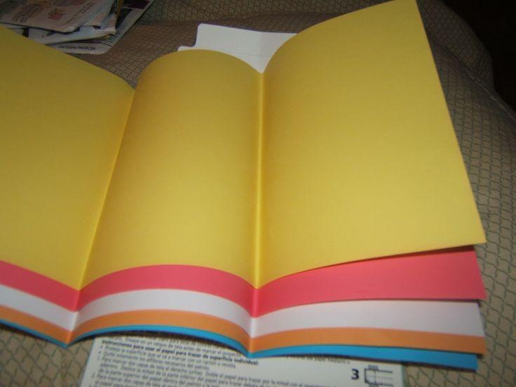 "Coats brand Dressmaker's Tracing Paper 5 Piece - New - 6 1/2"" x 19"" S ..."