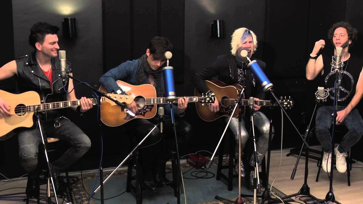 "MARIANAS TRENCH  ""This Means War"" acoustic Live CD Release Party Oct 2015"