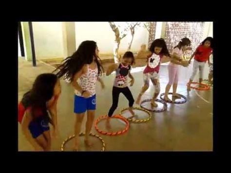 BRINCADEIRAS E JOGOS - BASQUETEPANO - YouTube