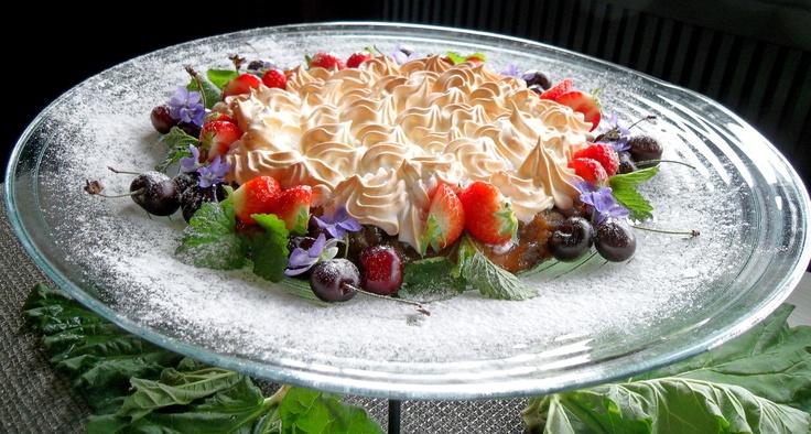 Kesäinen kakku