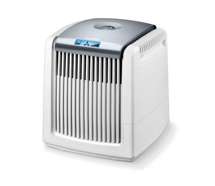 Увлажнитель и очиститель воздуха Beurer LW 110 White