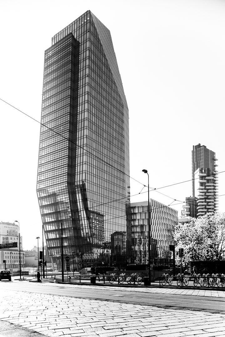 Milano City Life - Fotografie di Architettura