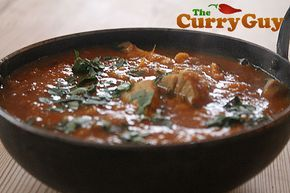 Chicken Dhansak Recipe - Chicken Curry Recipes By The Curry Guy