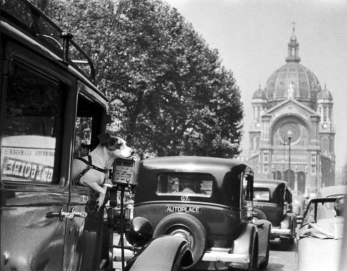 taxi stand paris 1950s janine niepce old remember photograps pinterest posts vintage and. Black Bedroom Furniture Sets. Home Design Ideas