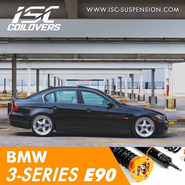 Stancenation Indonesia Isc Coilovers Bmw 3 Series E90 Is Available
