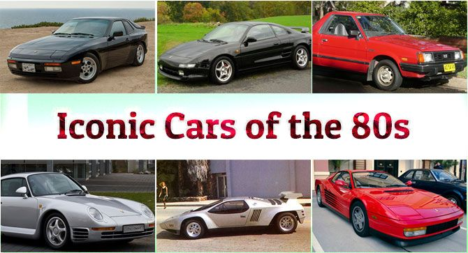 Iconic Cars of the 80s  https://didyouknowcars.com/iconic-cars-of-the-80s/
