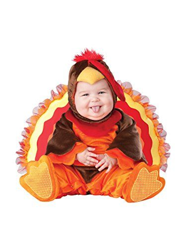 Lil' Gobbler Turkey Costume Infant 0-6 Months, 2015 Amazon Top Rated Costumes #Apparel