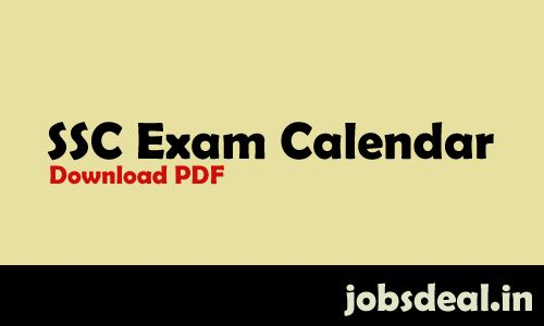 SSC Exam Calendar 2017   We know that the Staff Selection Commission announces various notificatio...