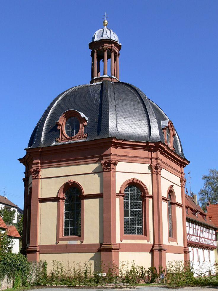 Holzkirchen Johann Dientzenhofer fino al 1726, poi Balthasar - holzkchen