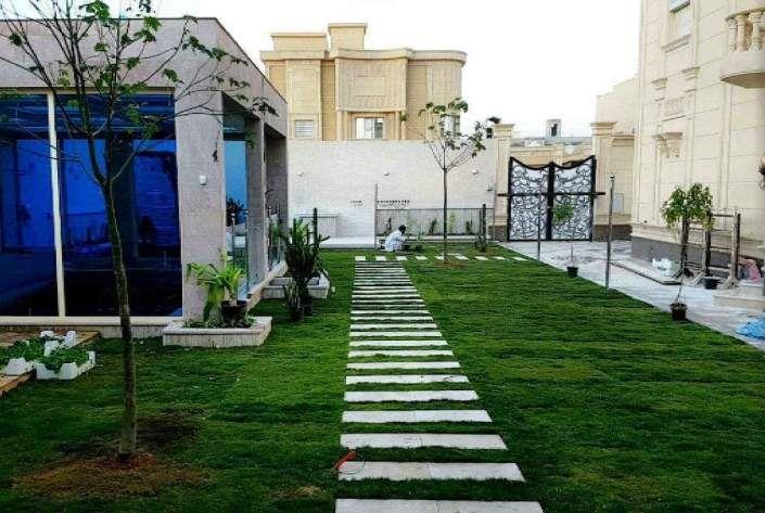 شركة تنسيق حدائق بالنعيرية Structures Sidewalk