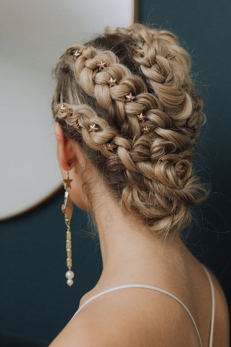 best 25 bridal hair braids ideas on pinterest