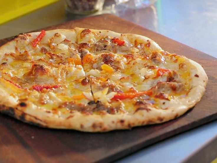 The Outrigger Pizza Company Kihei, HI : Food Network - FoodNetwork.com