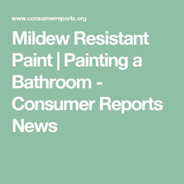 17 Best Ideas About Mold Resistant Paint On Pinterest