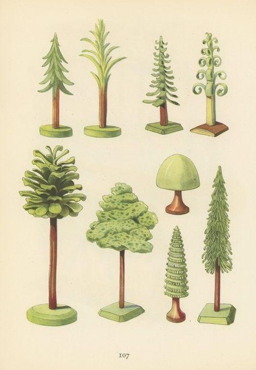Cafe Cartolina: Folk toy prints for sale