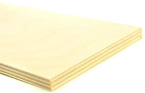 Midwest Craft Plywood Sheets (3/8 In.) - 4 In. x 12 In.