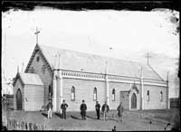 Catholic Church, Gulgong 1872 Grandma Blanch was widowed at 40. She had 14 kids and made ends meet by doing washing and other similar jobs for the nuns. She lived into her nineties and never remarried. Those were the days we can never imagine. Life was a battle everyday!