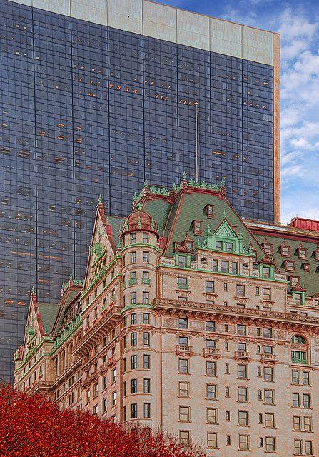 The Plaza Hotel, NY