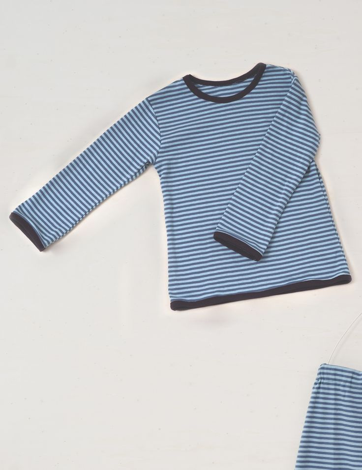 #Pyjamas that make bedtime a little easier. Soft cotton that breathes well and feels great on your child's skin.  #organic #fairtrade #babyclothes #kidsclothes