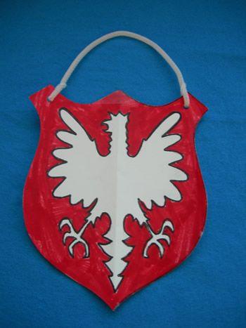 White Eagle (Coat of Arms of Poland) - Kids