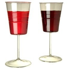 Wine glasses..: Solo Cups, Classy, Cups Wine, Good Ideas, Somm Wine, Gifts Ideas, Red Carpets, Wine Glasses, Wineglass