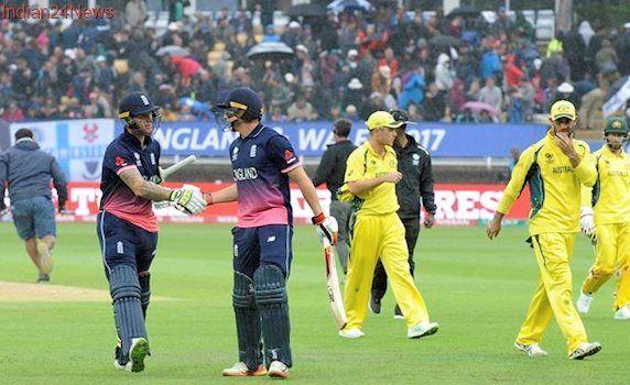 ICC Champions Trophy 2017: Ben Stokes' thunder sends Australia down under