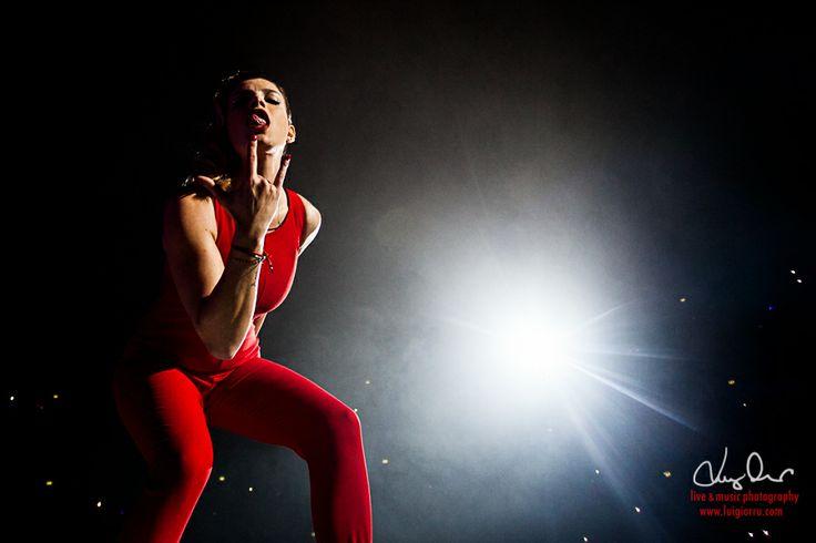 Emma Marrone live in Rome, Schiena Tour | luigiorru.com