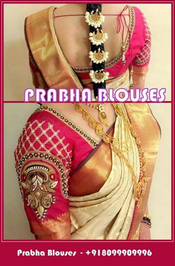 From https://m.facebook.com/Prabhablouses