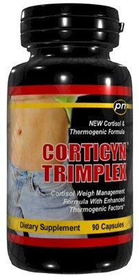 good CORTICYN TRIMPLEX - 90 Capsules NEW Cortisol