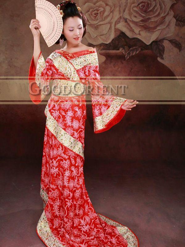 Chinese Han Dynasty Clothes----Princess of Taiping