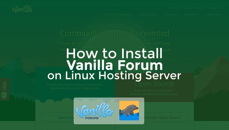 Now we are introduced the light-weight forum web application for helphians. In this guide, you will learn to install Vanilla forum on Linux hosting server.