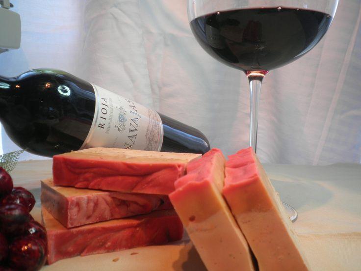 Jabón de Vino D.O la Rioja